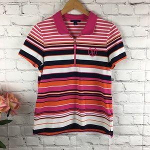 Tommy Hilfiger Polo T-shirt Size M